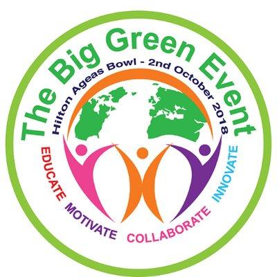 CTX sponsors the Big Green Event Expo, Southampton